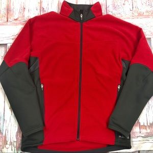 REI Full Zip Up Polartec Fleece